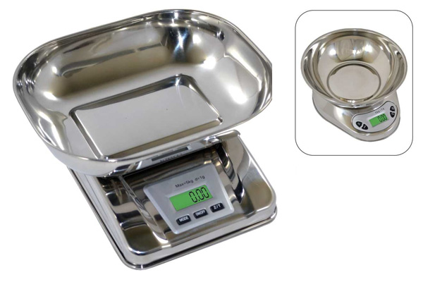 Весы кухонные эльдорадо